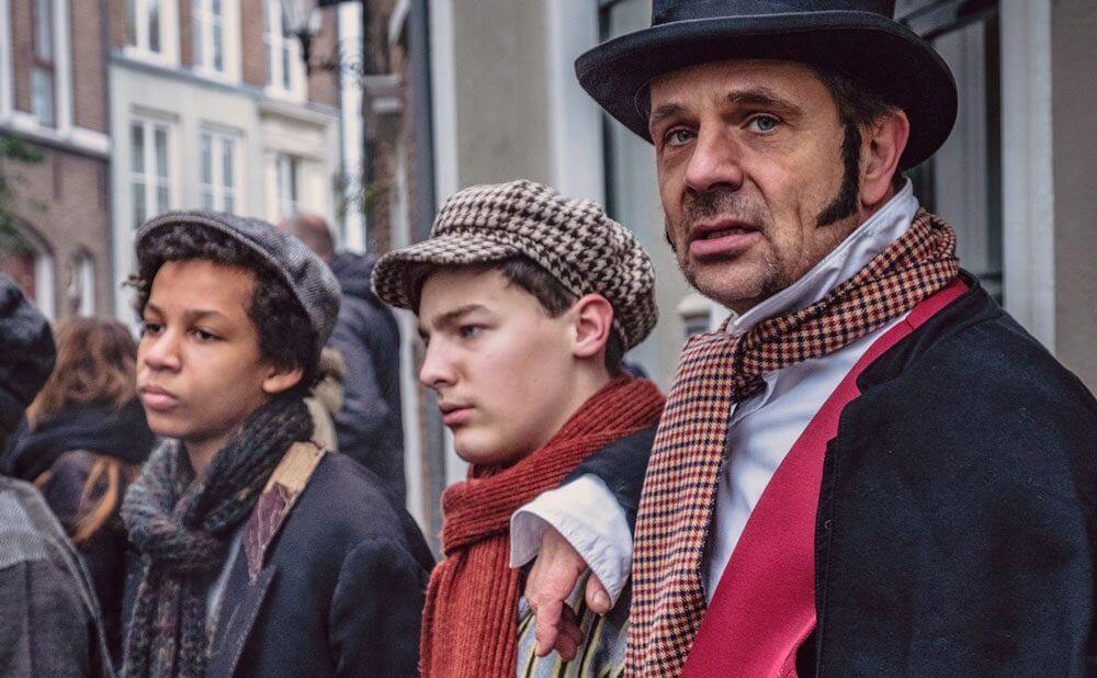 Charles dickens Deventer festival